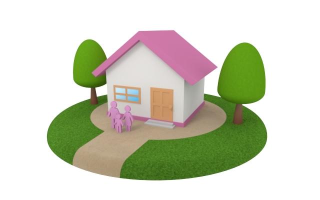 定期借地権付き建物のイメージ
