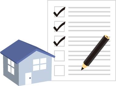 賃借権の登記で記載される事項のイメージ